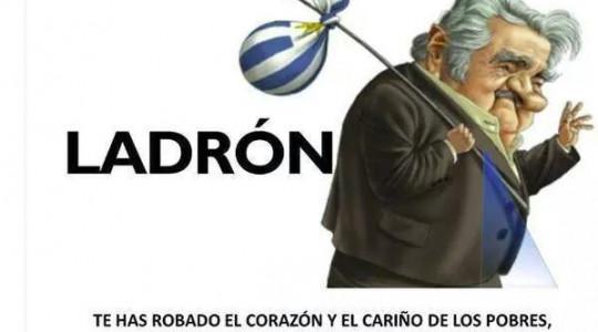 """Pepe Mujica: """"A donde iré, iré contigo"""" pueblo"""