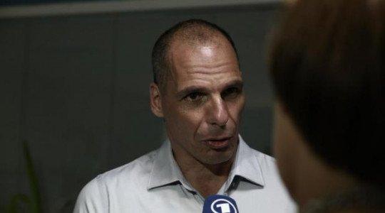 Varoufakis: Nuevo Memorando Absolutamente Insostenible